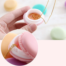 Cute candy color jewelry Packaging jewelry box