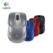 Logitech M545 Wireless Mouse with 75g Black Red Silver Blue for PC Game Bluetooth Remote Support Official Verification(China)