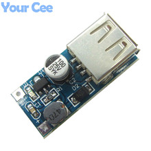 5 pcs DC-DC Converter Step Up Boost Module 0.9-5V T0 5V 600MA USB Charger For MP3 MP4 Camera