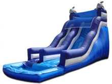 (China Guangzhou) manufacturers selling inflatable slides, Pool slides CTB-018