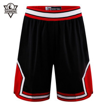 Brand SANHENG Men Basketball Shorts Quick-drying Shorts Men Basketball European Size Basketball Short Pantaloncini Basket 309B