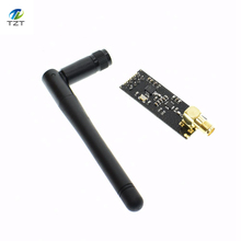 Free Shipping NRF24L01+PA+LNA Wireless Module with Antenna 1000 Meters Long Distance FZ0410 We are the manufacturer(China)