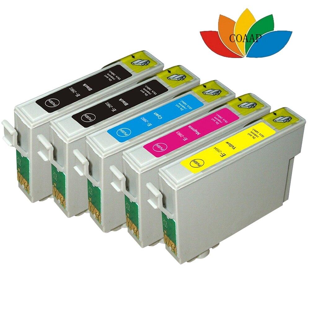 5 Pack Compatible Epson 29XL T2996 Set Ink cartridge for XP435 XP235 XP332 XP335 XP432 Printer<br><br>Aliexpress