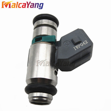 100% working Flow Test Petrol Fuel Injector IWP042 For Renault Clio SPORT 172/182 Megane Scenic Traffic Espace(China)