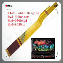 FLAT CABLE PAINEL CD  MP3  DVD BASCULANTE DVD H BUSTER HBD - 9500  9550  9600 ORIG
