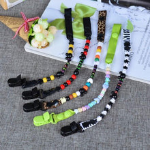 Buy Plactic DIY Baby Pacifier Clip Customized Holder Nipples Cute Infant Teeth Dummy Chain Children Baby Pacifier Clip B0614 for $2.50 in AliExpress store