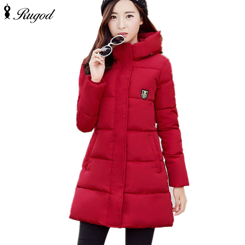 2017 Winter Jacket Women Parka Thick Winter Outerwear Plus Size Down Coat Long Slim Design Cotton-padded Coats and JacketsОдежда и ак�е��уары<br><br><br>Aliexpress
