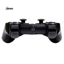 Wireless Bluetooth Game Controller SIXAXIS Joysticks Controller For PS3 Controller for PS3 Playstation3 Black