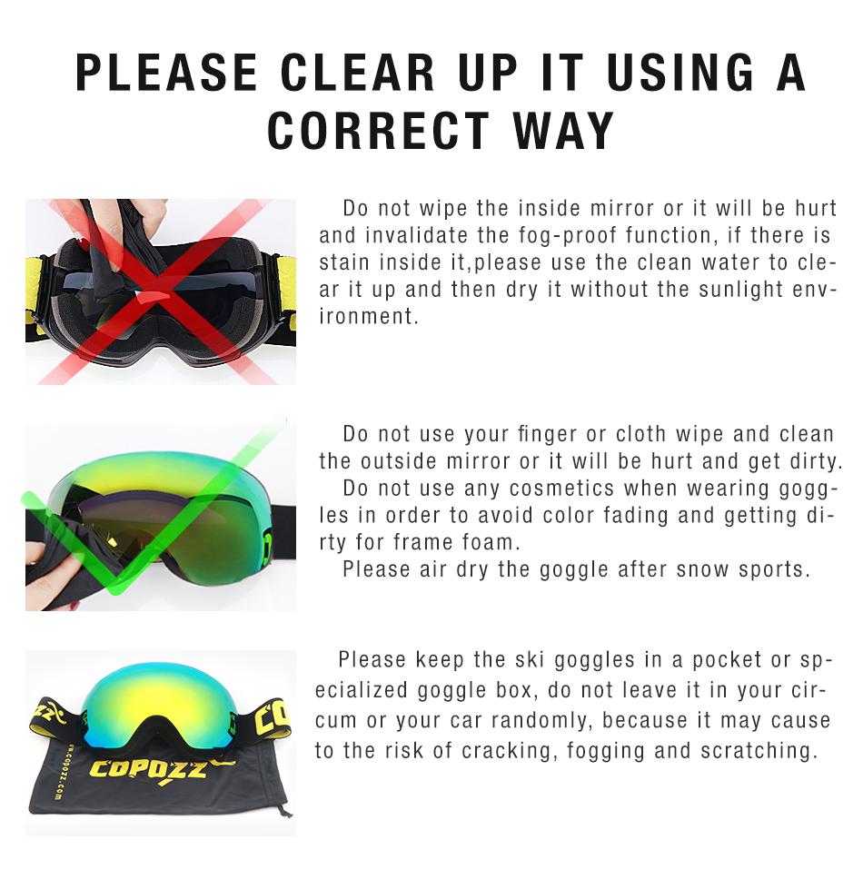 magnetic ski goggles 13