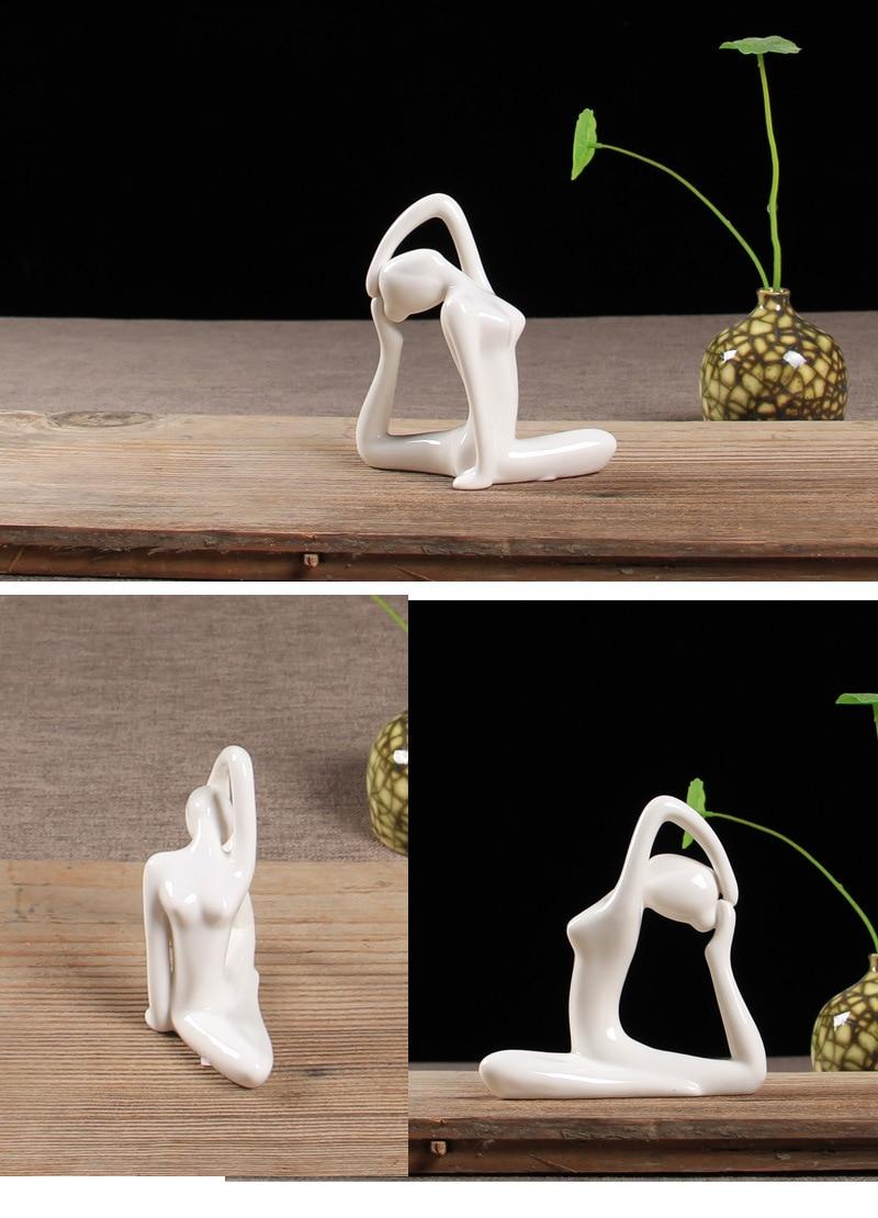 Yoga Figurines (3)