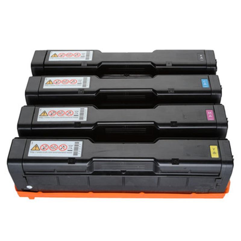 4x Toner für Ricoh Aficio SP C-220-A SP C-220-s SP C-222-sf SP C-220-n