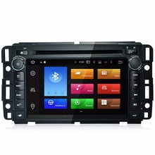"7"" Octa-Core Android 6.0 Car DVD Player For GMC Savana Sierra Acadia Denali Yukon Chevrolet Traverse Chevy WIFI 4G GPS Navi AUX"