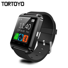U8 Bluetooth Smart Watch Sports Smartwatch Fitness Tracker Pedometer Clock for iPhone Android IOS Phone Call PK GT08 DZ09 U80