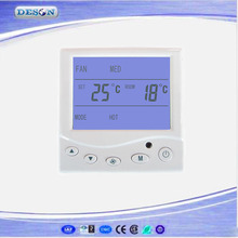 Compact Central Air Conditioner WIFI Thermostat Controller with LCD Display , Room WIFI Temperature Controller Series WIFI-DS-9A