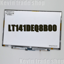 Free Shipping LTN141BT08 LT141DEQ8B00 LCD Screen for IBM Lenovo thinkpad T400S T410S FRU:04W0433 1440*900 Slim LED PANEL matrix