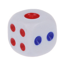 New Sale Magic Trick Tapping Loaded Dice Rolls Exact Numbers