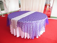 "10 pcs 85""*85"" Hard Lace Table Overlay Table Cloth Free Shipping"