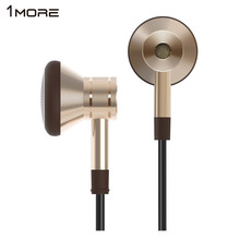 1More Piston Pod Earbud Earphone Headset with Remote Mic Retail Box for Xiaomi Note Mi Redmi Hongmi Original Brand 1 MORE EO303(China)