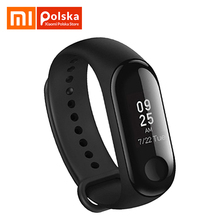 Global Version Xiaomi Mi Band 3 Smart Fitness Tracker 5ATM Waterproof Message Push OLED Touch Screen Smart Bracelet Miband 3 CE
