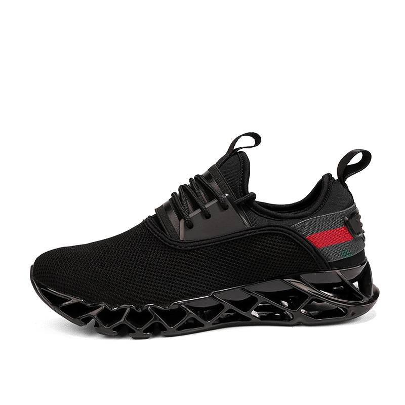 Men Running Shoes man Sneakers 2018 new sport shoe...