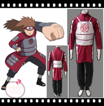 Free shipping Deluxe Naruto Costume Hatake Kakashi Men's Naruto Cosplay Costume customed any size