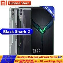 Xiaomi Black Shark 2 12GB 256GB Gaming Phone Smarphone Snapdragon 855 Octa Core 48+12MP Camera 4000mAh Game 19.5:9 Mobile phone