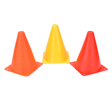 "Marker Cones Course Football Cones Soccer Sports Field Drill Markers Wholesale 6Pcs 7"" Football"