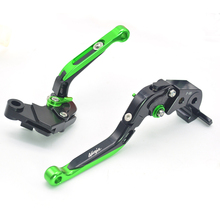 Motorcycle Parts Adjuster Brake Clutch Levers For Kawasaki ZX6R ZX636R ZX6RR ZX12R ZX 6R 636R 6RR 12R 2000 2001 2002 2003 2004