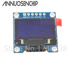 "Buy 128X64 12864 IIC 0.96 Inch OLED LCD LED Display Module Yellow Blue Double Color Arduino 0.96"" IIC SPI for $3.33 in AliExpress store"