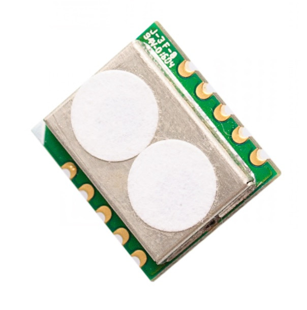 1PCS Temperature and humidity VOC TVOC CO2 formaldehyde 5in1 detection sensor<br>