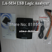 Original New Hantek LA5034 PC USB Logic Analyzer Frequency Counter LA-5034 Promotion Discount