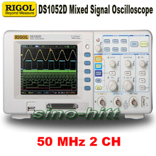Rigol DS1052D 100M with 16 channel digital oscilloscope logic analyzer Mixed Signal Oscilloscope, Ondoscope