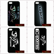 Gloomis Go fishing Outdoor Logo Cover case for iphone 4 4s 5 5s 5c 6 6s plus samsung galaxy S3 S4 mini S5 S6 Note 2 3 4   F0122