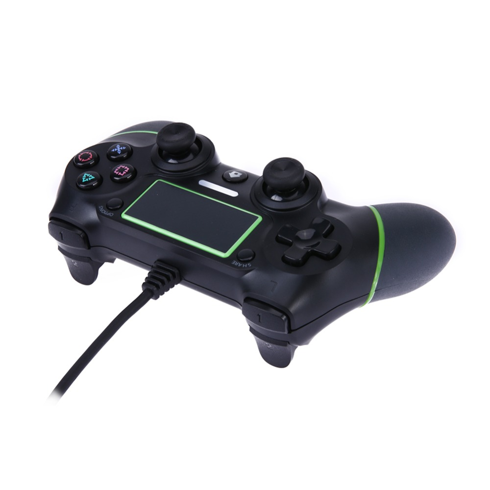 Bluetooth Wireless and USB Wired Game Controller Joystick Gamepad for Sony PS4 PlayStation 4