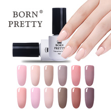 Buy BORN PRETTY 5ml Soak UV Nail Gel Polish Nude Series Gel Polish Long Lasting UV Nail Lacquer DIY Led UV Nail Varnish Manicure for $1.43 in AliExpress store