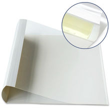 DSB Thermal Binding Cover, A4, 27 mm Diameter, White, 250 Sheets, 20 Pcs, Super Sticky Hot Melt Adhesive, Office Supplies(China)