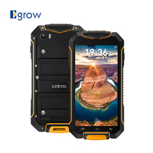 Original GEOTEL A1 MTK6580M Quad Core Android 7.0 Mobile Phone 4.5 Inch Waterproof Cell Phone 1G RAM 8G ROM Unlock 3G Smartphone(China)