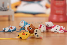 New Cute hellokitty Cell phones Earphones Cartoon stylish MP3 Earpods 3.5mm earphones for Kids for gift(China)
