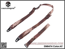 EMERSON P90 P9O special gun sling airsoft paintball military hunting sling Black TAN ACU EM6412