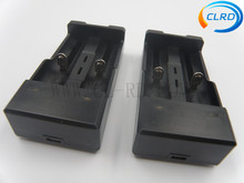 Micro 5 pin dual 18650 battery holder 3.7v 18650 battery charger for South Korea market(China)