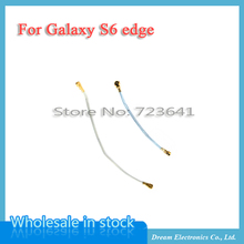 MXHOBIC 5pcs/lot Wifi Antenna Signal Flex Cable For Samsung Galaxy S6 Edge G925F Replacement Parts Free Shipping(China)