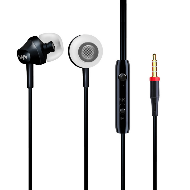 LEPHEE Original Mini Heavy Bass Earphone For iPhone 5 6 Xiaomi Mi A1 4X Mobile Phone Headset Mic Wired Outdoor Sports Earphones
