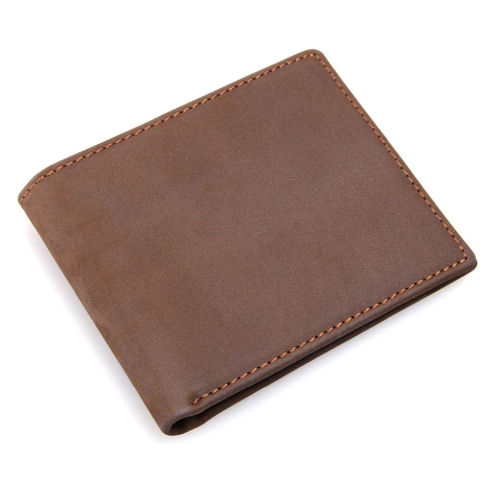JMD Unisex 100% Genuine Leather Wallet For Men Famous Brand Money Purse Short Wallet For Men 8029SR<br><br>Aliexpress