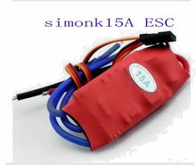 SimonK firmware ESC 15A simonk 15A w/BEC 5V2A brushless motor speed controller helicopters multirotor aircraft QAV250 300 ESC