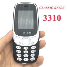 Original H-Mobile 3310 Dual Sim Celular Phone With Bluetooth MP3 Camera 1.8 inch Cheap Phone (Can add Russian Keyboard)