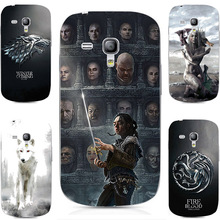 GOT Game Of Throne Hard PC Painting Case For Samsung Galaxy S Duos S7562 GT-S7562/ S Duos 2 S7582/ Trend Plus S7580 Printed Case