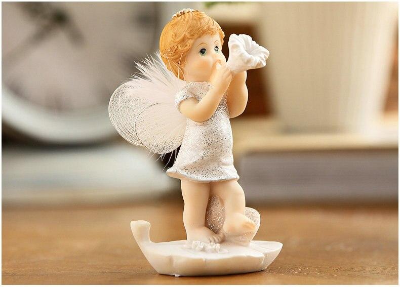 Cute Baby Angel Figurine (8)