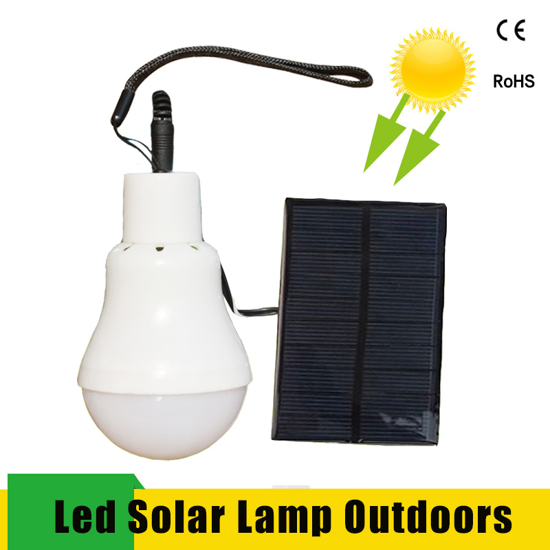Led Solar Light Solar Lamp Luz Solar Led Para Exterior 15W Sunlight Lampe Solaire Exterieur Portable Camping Tent Night Light