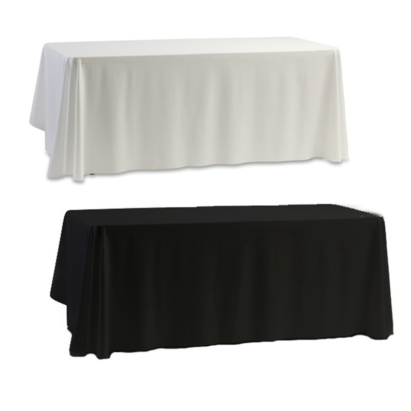 Tablecloth in White with Hebrew Text Large  France