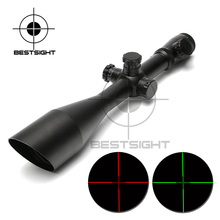 NEW Leupold M1 6-24x60 AO Tactical Outdoor Hunting Optics Scope Illuminated Red and Green Mildot Side Wheel Riflescope(China)